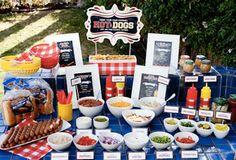 Dreams come true!: Uma boa festa acaba em hot dog!