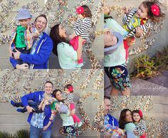 Urban Family Session, I love the mix and match bright colored clothes, PERFECT