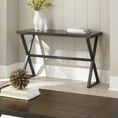Found it at Joss & Main - Omaha Console Table