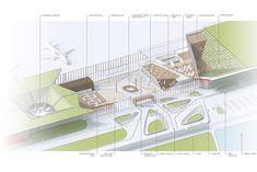 Kutaisi International Airport Extension | Architect Magazine | UNStudio, Kutaisi, Georgia, Transportation, Addition/Expansion, New Construction, Interiors, Transportation Projects