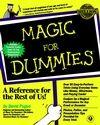Magic For Dummies Cheat Sheet