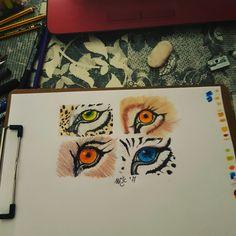 Ojos de animales mjcl'17
