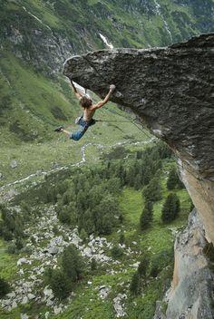 Para llegar a la cima, se necesita mucho esfuerzo