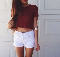 fashion, girl, and outfit Bild