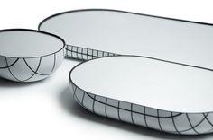 detail all grid mirrors by Hans van Sinderen
