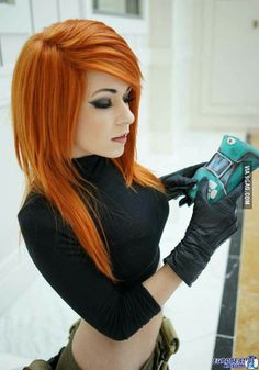 Tagged with cosplay, sexy cosplay, hot girls, cosplay done right; Kim Possible cosplay Kim Possible Cosplay, Kim Possible Kostüm, Cosplay Lindo, Cute Cosplay, Amazing Cosplay, Cosplay Outfits, Best Cosplay, Cosplay Girls, Sexy Cartoons