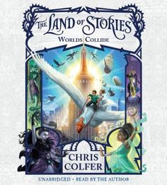 Read The Land of Stories: Worlds Collide (The Land of Stories children book by Chris Colfer . The epic conclusion to Chris Colfer's New York Times bestselling series The Land of Stories! Ya Books, Good Books, Books To Read, Library Books, Open Library, Amazing Books, Land Of Stories Series, Book Series, Science Fiction