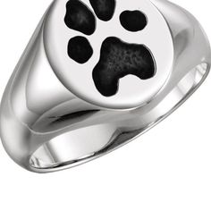 #personalized #pawprints #dog #cat #inkless #wipe #kits #customized #keepsakes #fine #jewelry #silver #signet #ring #dogsofinstagram #catsofinstagram #petsofinstagram #pets #petparents #furbaby #love #rescue #animals http://ift.tt/1OAcnKh