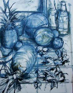 How to Build a Still Life - Jackie Kuntz for TL Norris Art Gallery | Greenville, SC
