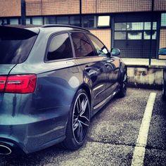 #Audi #RS6 #2014RS6 #quattro #audiwheels