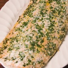 Garlic Parmesan Salmon  - Delish.com