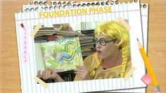 """Elise does a lesson on the """"g sound"""" at Northriding Primary Vuleka School. She uses Letterland. She dresses up as Golden GIrl to introduce the sound. G Sound, Teaching Techniques, Grade 1, Phonics, Teaching Ideas, Literacy, Foundation, Classroom, How To Plan"""