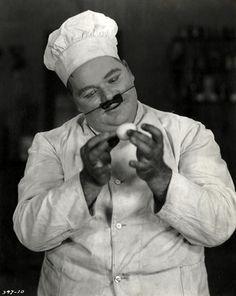 Roscoe'Fatty'Arbuckle en 1919.