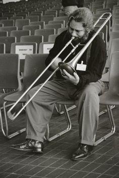 Konzert der George Gruntz Concert Jazz Band in Zürich-Kloten.  LBS_SR05-092112-15