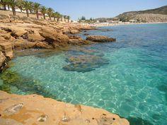 Praia da Luz I've stood on this exact rock