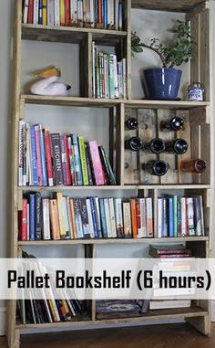 3 Pallet Projects for a Free Living Room Makeover