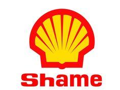 BIG SHAME! BIG SHAME for #Shell - #ShellNo #SaveTheArctic #PeoplevsShell #climate #thisisonlythebeginning