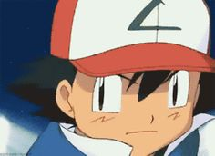 pikachu pokemon mine pokemon gif Ash Ketchum pokemon gifs