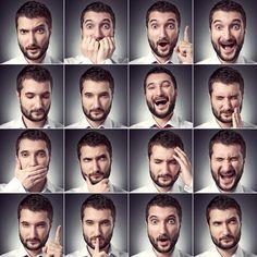 expressions visage - Recherche Google