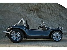 VW buggy - 1967 - ja det er jo en buggy, det er...