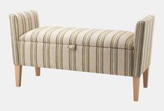 Ottoman – multipurpose furniture for interiors Multipurpose Furniture, Storage Footstool, Blanket Box, Contemporary Bedroom, Living Room Furniture, Bedroom Decor, Lounge, Sofa, Interior Design