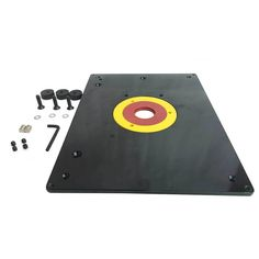 Router tables 75680 18100 router table insert buy it now only router tables 75680 big horn 18101 9 x 12 router table plate buy greentooth Choice Image