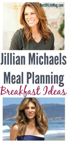 These Jillian Michaels breakfast ideas not only taste great but offer a healthy start to each and every day.