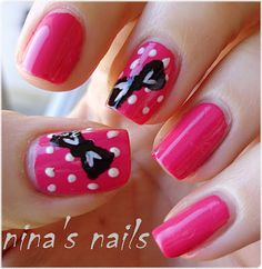 dots and bows
