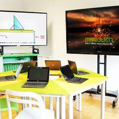 DIDASKALOS - Foto dell'attività Modern Classroom, Flat Screen, Digital, Blood Plasma, Flatscreen, Dish Display