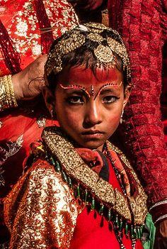 Nepal kathmandu this young girl from the ethnic nepalese httpsflicpwwzdgn 12022016 bhel biwa ccuart Gallery