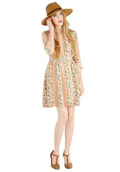 Lauren Moffatt Fairest at the Fair Dress, #ModCloth