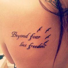 live free tattoo - Google Search