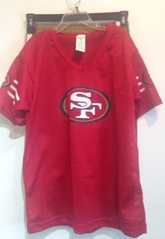 2ccbaaf7299 san francisco 49ers toddler size M football outfit jersey pants