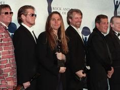 The Eagles - Rock and Roll Hall Of Fame Induction