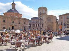 Plaza de la Virgen, Valencia                                                                                                                                                     Más