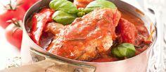 Pollo a la cazadora - Cocina y Vino