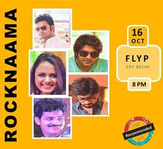 Localturnon band Rocknaama @ FLYP >>> SUNDAY HO ..TOH AISE HO !!  Book Rocknaama for ur gigs @ www.localturnon.com/bookings  #turnon #music || #turn #on #happiness || #turn-on #life !
