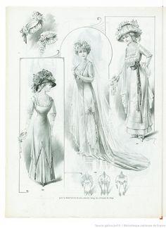 Le Cachet de Paris : journal de modes professionnel... | 1909-09-10 | Gallica