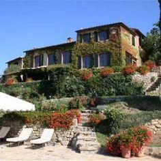 Private luxury villa located in Chianti.  http://www.italiantownandcountry.com/lusso-tuscany-villa-rental/    Tuscany villa rentals