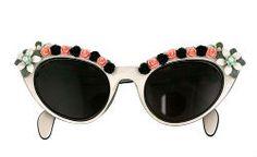 Vintage Sunglasses by Schiaparelli 1950