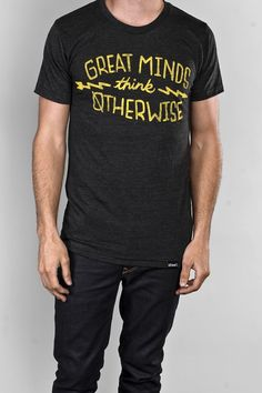 Great Minds Tee - Graphic - Tees - Men