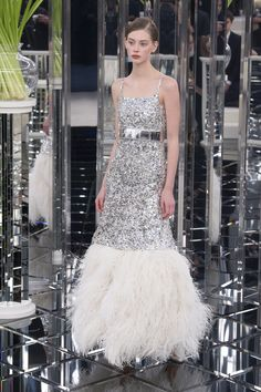 Chanel | Haute Couture - Spring 2017 | Look 65