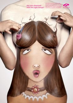 Breast Cancer Foundation: Bad hair day. Are you obsessed with the right things?