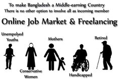 How Online Job Market and Freelancing Can Make. Marketing Jobs, Digital Marketing Strategy, Online Marketing, Online Jobs, Mothers, How To Make, Future, People, Women