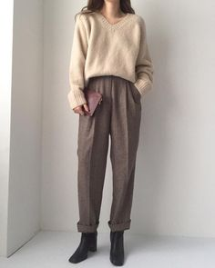 Style Fashion Tips Outfit # ( . Trend Fashion, Look Fashion, Korean Fashion, Winter Fashion, Womens Fashion, 2000s Fashion, Mode Outfits, Fall Outfits, Casual Outfits