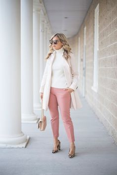 Trench: Club Monaco {Also loving this} | Turtleneck: And Other Stories {Exact dupe here and here too} | Pants: Ann Taylor | Shoes: c/o Pour La Victoire {also here} | Sunglasses: Karen Walker | Bag: Chanel {Dupe here}