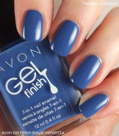 avon gel finish royal vendetta | What do you think? Cancel reply youraavon.com/kdoylelackey