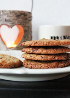Cookies med Toffifee
