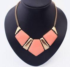 Fashion r fashion gem luxurious necklace personalized jewelry xl572 US $3.10