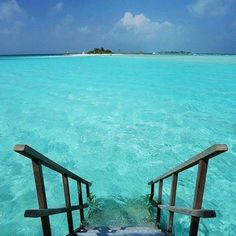 Stairway to Heaven. Location- Anantara Dhigu Hotel, Maldives